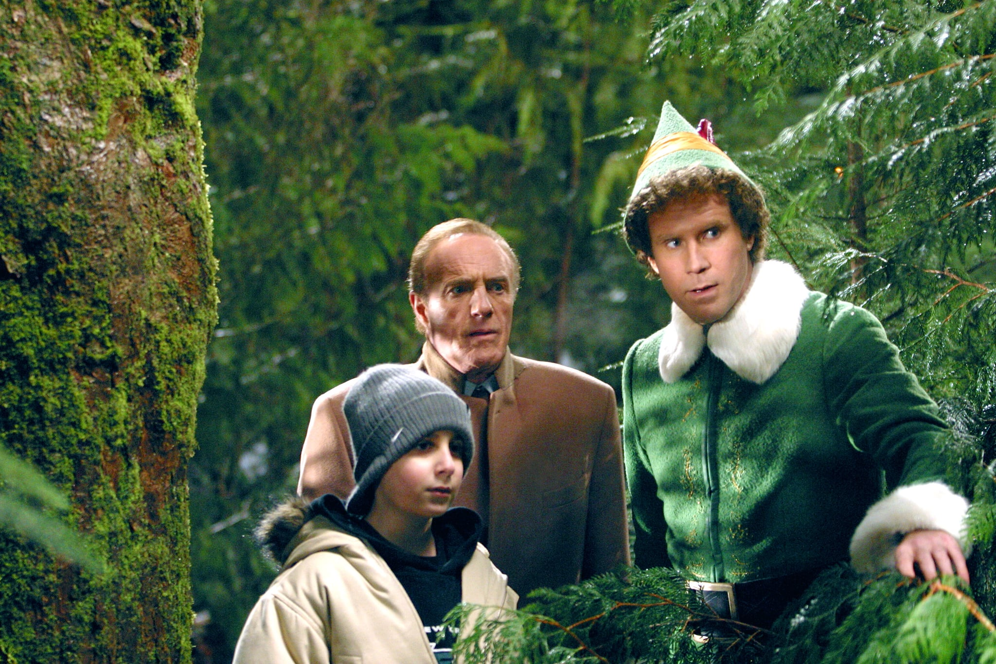 ELF, Daniel Tay, James Caan, Will Ferrell, 2003, (c) New Line/courtesy Everett Collection