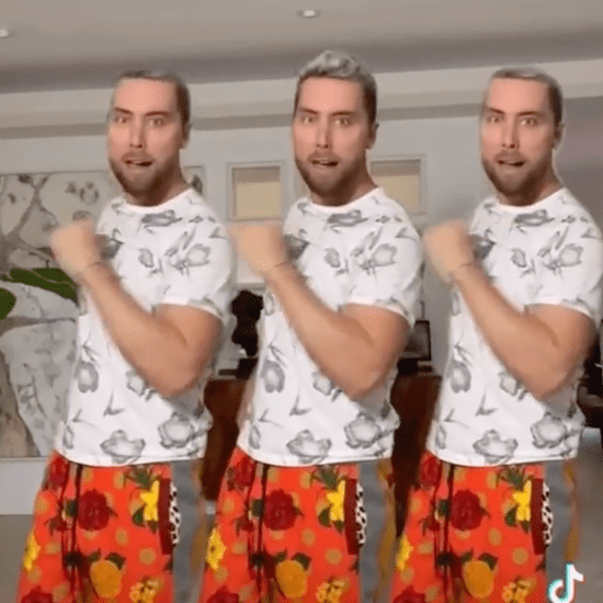 It's Gonna Be May: Lance Bass Created a TikTok Challenge