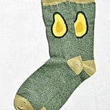 Avocado Halves Socks