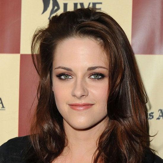Kristen Stewart's Makeup at the LA Film Festival