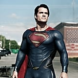 It's a Bird, It's a Plane, It's All the Pictures of Man of Steel!