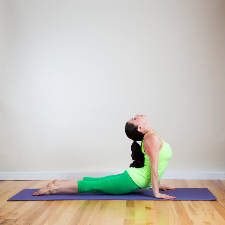 Upward Facing Dog | Heart-Opening Yoga Poses | POPSUGAR ...
