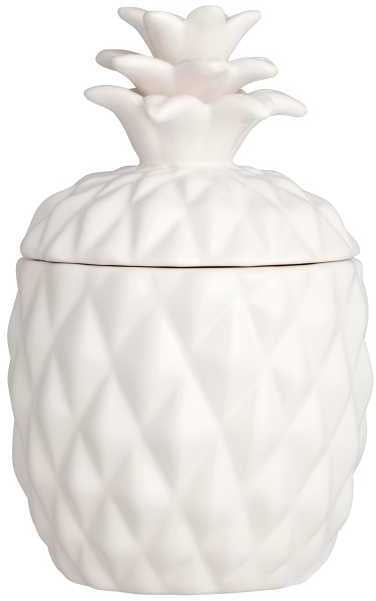 H&M Large Candle in Ceramic Holder