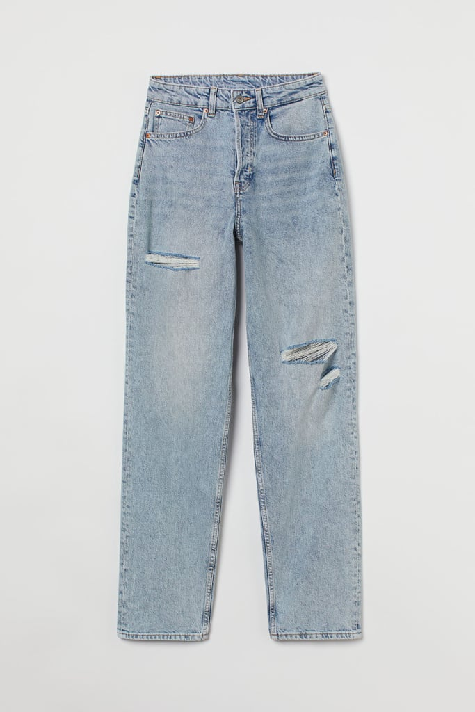 '90s Straight High Jeans