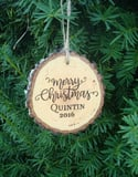21 Adorable Personalized Christmas Tree Ornaments For Families