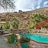 Suzanne Summers's Palm Springs House