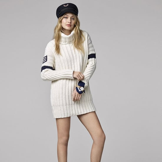 Gigi Hadid Tommy Hilfiger Collection 2015