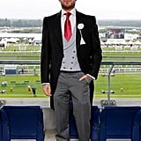 Pictures of Liam Payne at Royal Ascot
