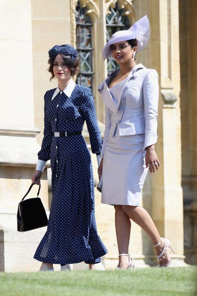 Suits Cast At The Royal Wedding 2018 Popsugar Celebrity