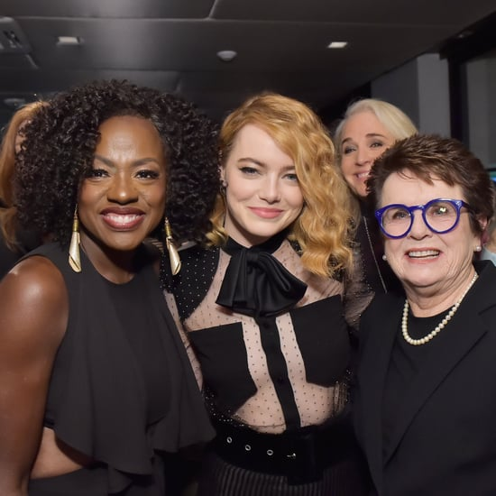 Emma Stone Quotes on #MeToo and Time's Up at Oscars Party
