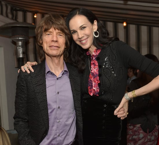 Mick Jagger Donates L'Wren Scott Scholarship to Central Saint Martin