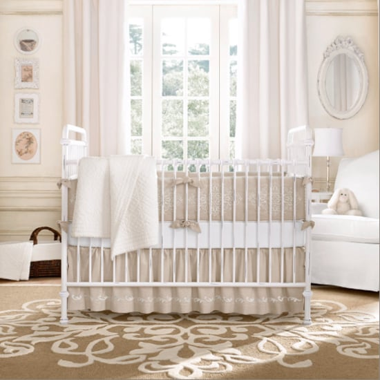 Parisian Baby Nursery Design Pictures Remodel Decor And: Nursery Design Tips From Restoration Hardware Catalog
