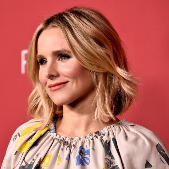 Kristen Bell Confronts Paparazzi Photographer