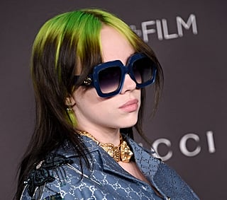 Billie Eilish Reveals That Her Edgy New Mullet Haircut Was Actually an Accident