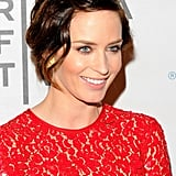 Emily Blunt smiled at the premiere of Your Sister's Sister during the 2012 Tribeca Film Festival.