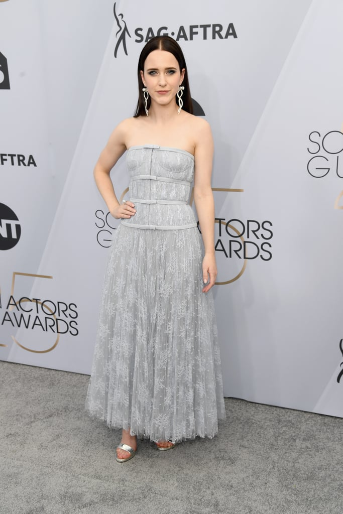 Rachel Brosnahan at the 2019 SAG Awards