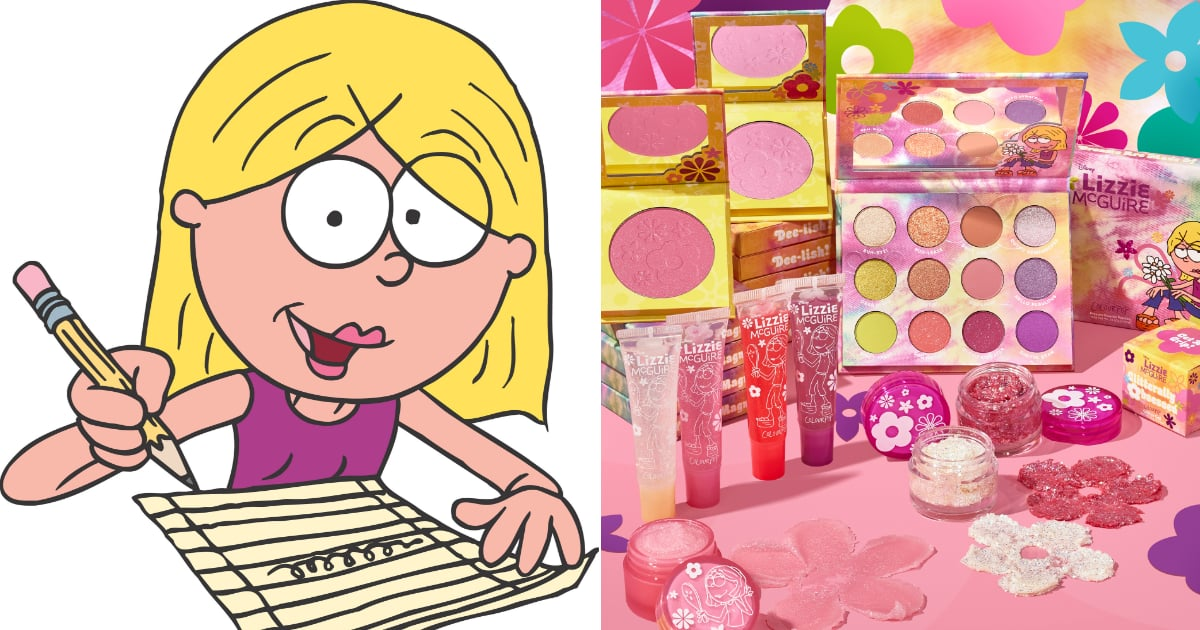 Wow, ColourPop's Lizzie McGuire Collection Really *Is* What Dreams Are Made Of