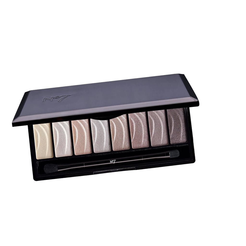 No7 Stay Perfect Eyeshadow Palette