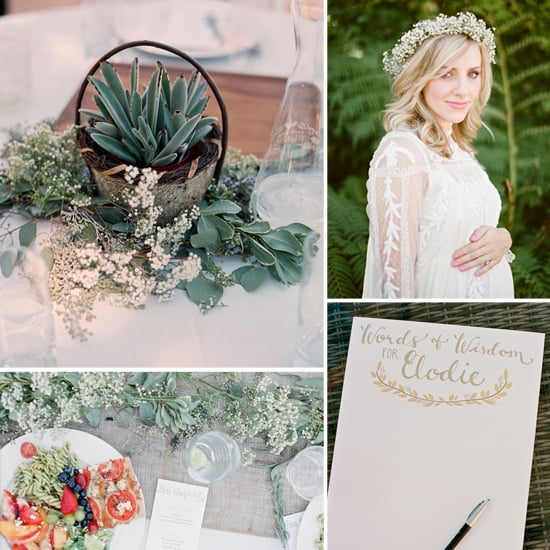 Outdoor Baby Shower From Glitter Guide
