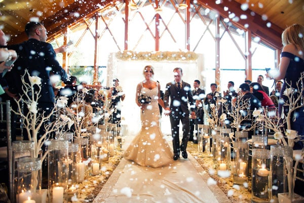 Over-the-Top Wedding Ideas