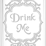 Susquehanna Glass Co Drink Me Sleek Water Bottle