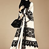 Dolce and Gabbana Abaya