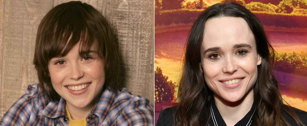 Ellen Page Pictures Over the Years