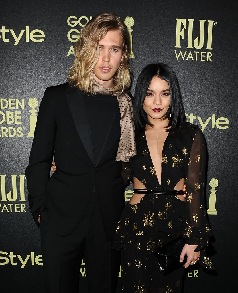 Vanessa Hudgens and Austin Butler Cute Red Carpet Pictures