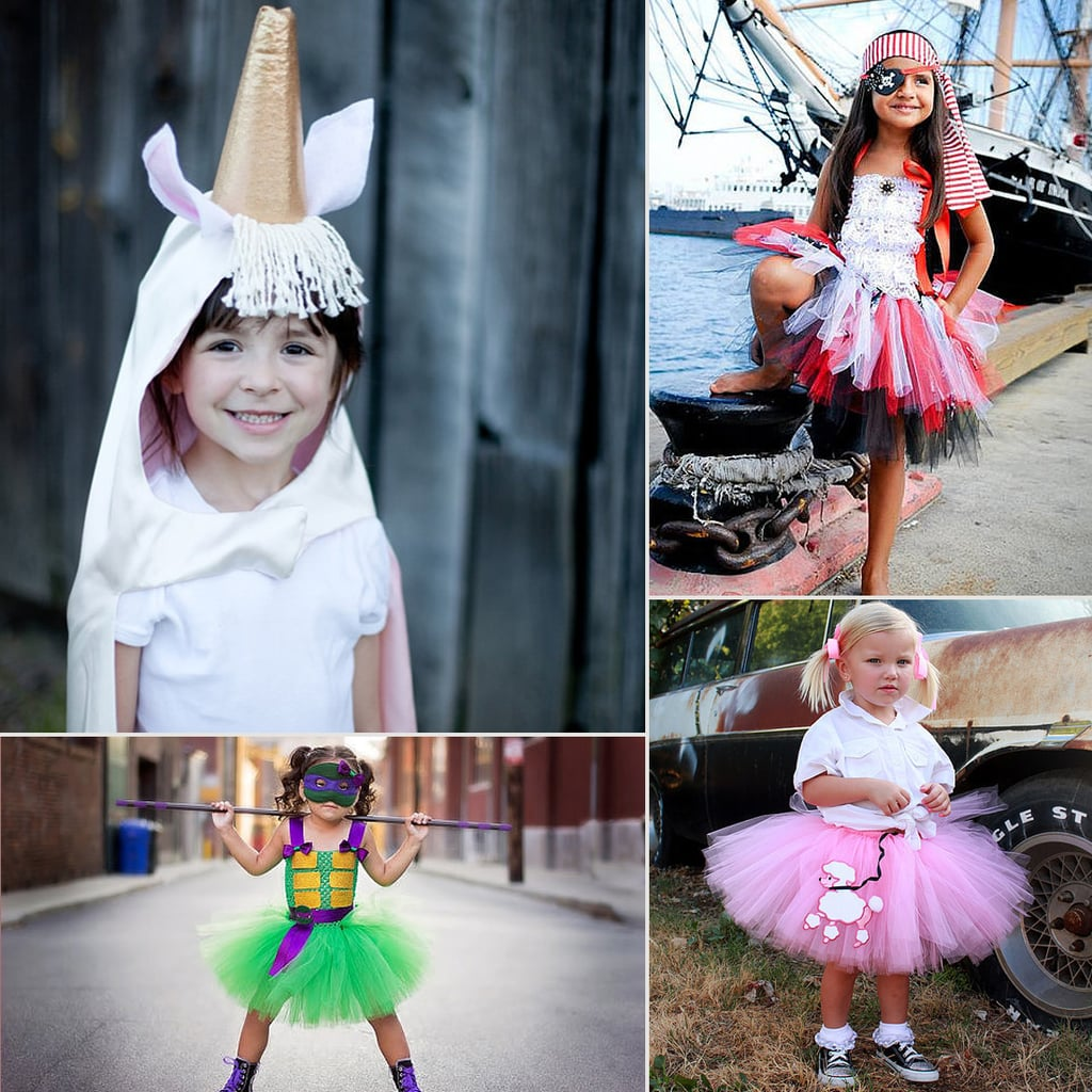 Non-Princess Halloween Costumes