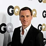 Michael Fassbender was a guest of honor at GQ's Men of the Year party.