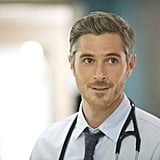 Dave Annable plays a hot doctor named Dr. McAndrew.