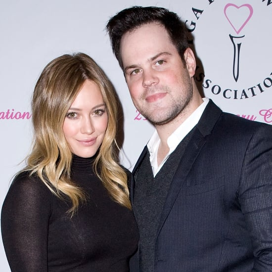 Hilary Duff and Mike Comrie Split