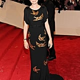 Michelle Williams Gets Sexy in Miu Miu For the Met Gala