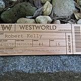 Replica Ticket