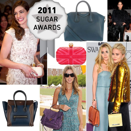 Which Designer It Bag Was the Biggest Handbag for 2011: Celine's Luggage Tote, Proenza Schouler's PS1, The Row's Aligator bags?