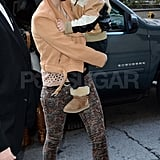 Pregnant Jessica Simpson Takes Her Promotions to Canada With Eric and Ashlee