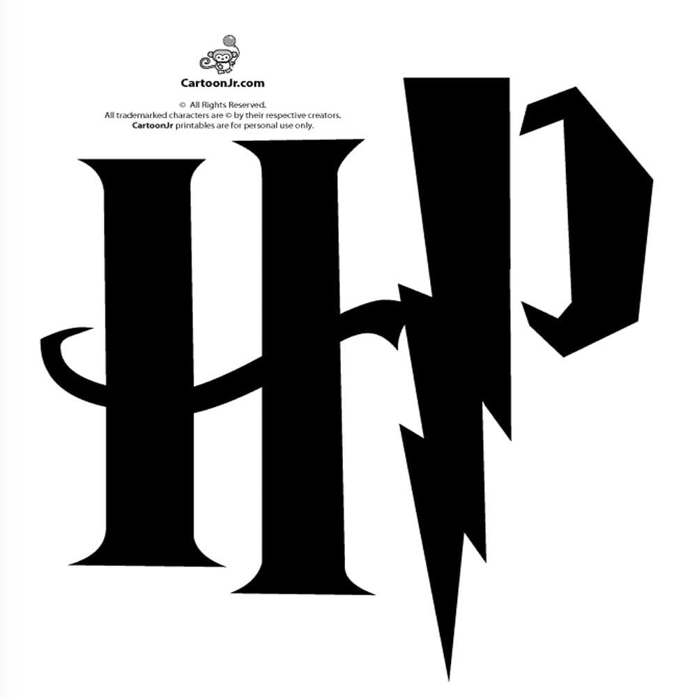Free Harry Potter Pumpkin Carving Stencils Popsugar Tech