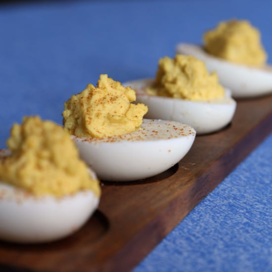 How Chefs Make Deviled Eggs