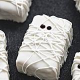3-Ingredient Rice Krispies Treat Mummies