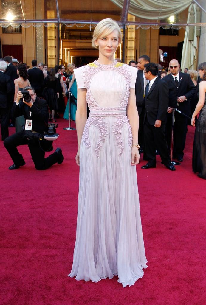 Cate Blanchett's 2011 Oscars Dress