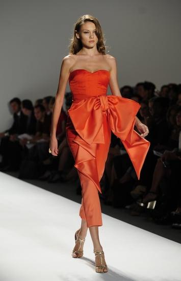 New York Fashion Week: Pamella Roland Spring 2010