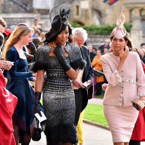 المشاهير في زفاف الأميرة يوجيني وجاك بروكسبانك