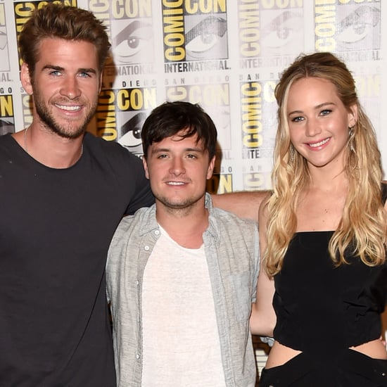 The Hunger Games Stars Talk About the End of Filming