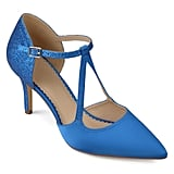 Journee Collection Elodie High Heel Mary Jane Shoes