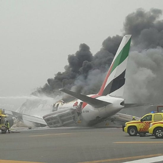 Emirates Airline Crash August, 2016