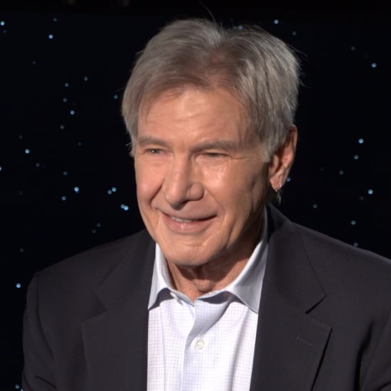 Harrison Ford Star Wars: The Force Awakens Interview (Video)
