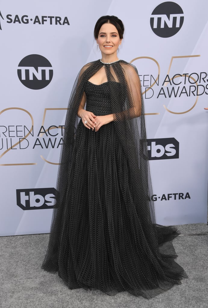 Sophia Bush at the 2019 SAG Awards