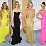 Here is the Fab foursome at the Sex and the City 2 NYC premiere.