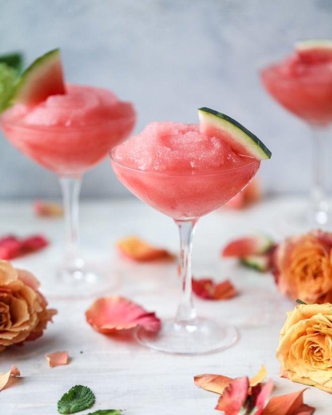 Watermelon Frosé