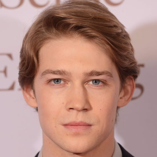 Joe Alwyn Eye Colour